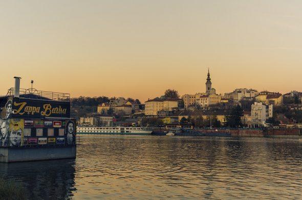 Constructing New European Capitals – The Balkans Way