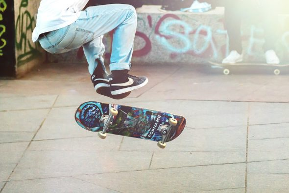 How to Set up Your First Skateboard