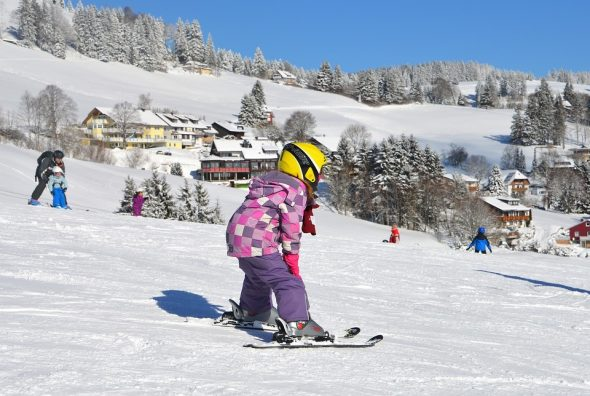 Be a Ski Instructor and Inspire Others to Get Fit