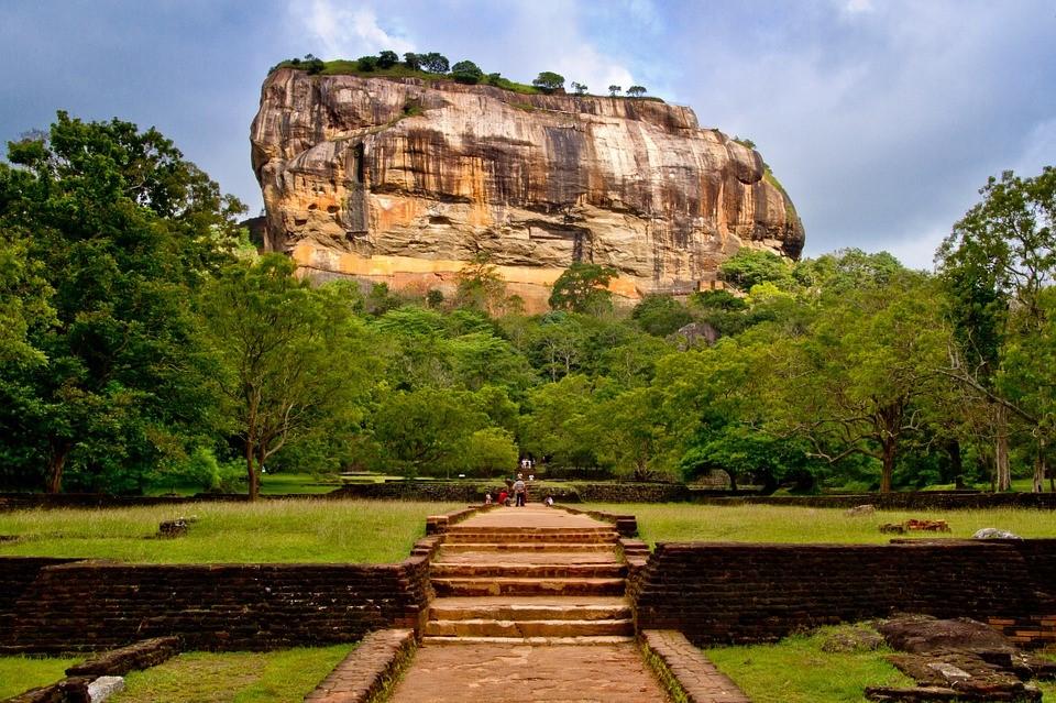 The Beautiful Country of Sri Lanka