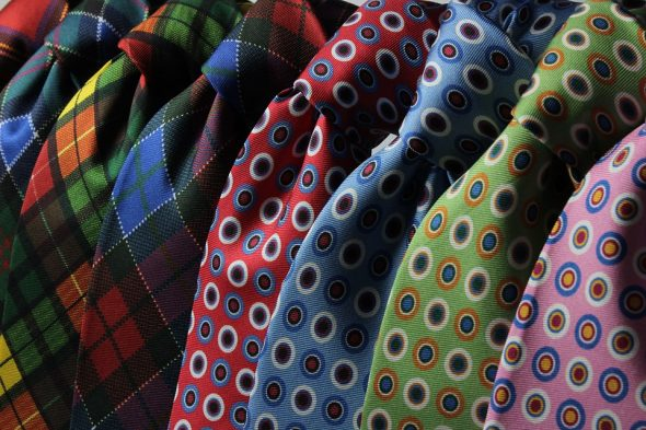 Why you should invest in custom ties for your business