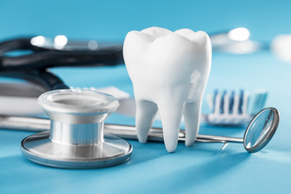 What should be expected when replacing a tooth?